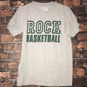 Adidas The Go-To Tee Rock Basketball top